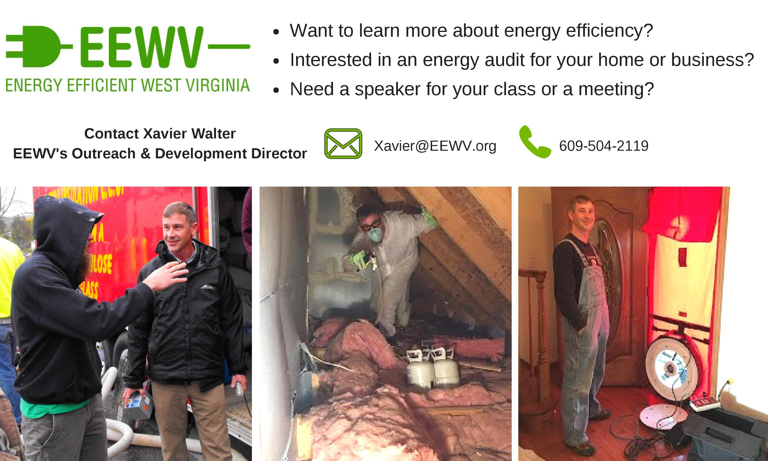 EEWV energy efficiency services