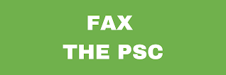 Fax The PSC button